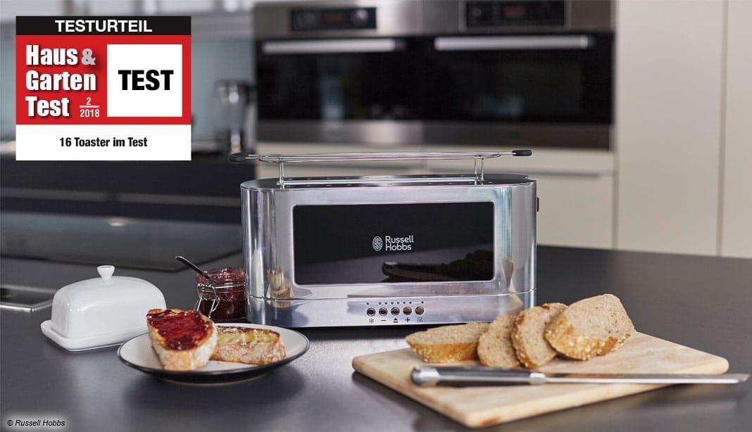 Toaster Test 2018