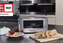 Toaster Test