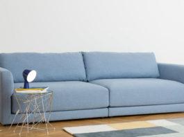 Für ein gemütliches Wohnzimmer braucht man schöne Deko-Artikel und Design-Möbel