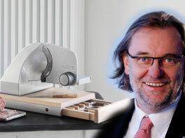 Hermann Graef, Geschäftsführer der Traditionsmarke Graef