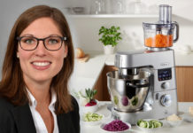 Claudia Zurmühlen, Product Marketing Manager bei der Marke Kenwood