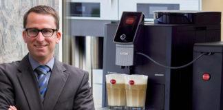 Nivona-Geschäftsführer Bastian Fiedler
