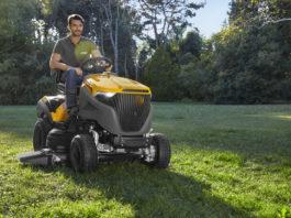Der neue Rasentraktor Tornado Pro 9118 XW sichert Profi und anspruchsvollem Gartenbesitzer eine ganzjährig starke Performance auf großen Flächen