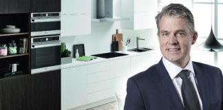 Jens-Christoph Bidlingmaier, Vorsitzender der Geschäftsführung der Bauknecht Hausgeräte GmbH