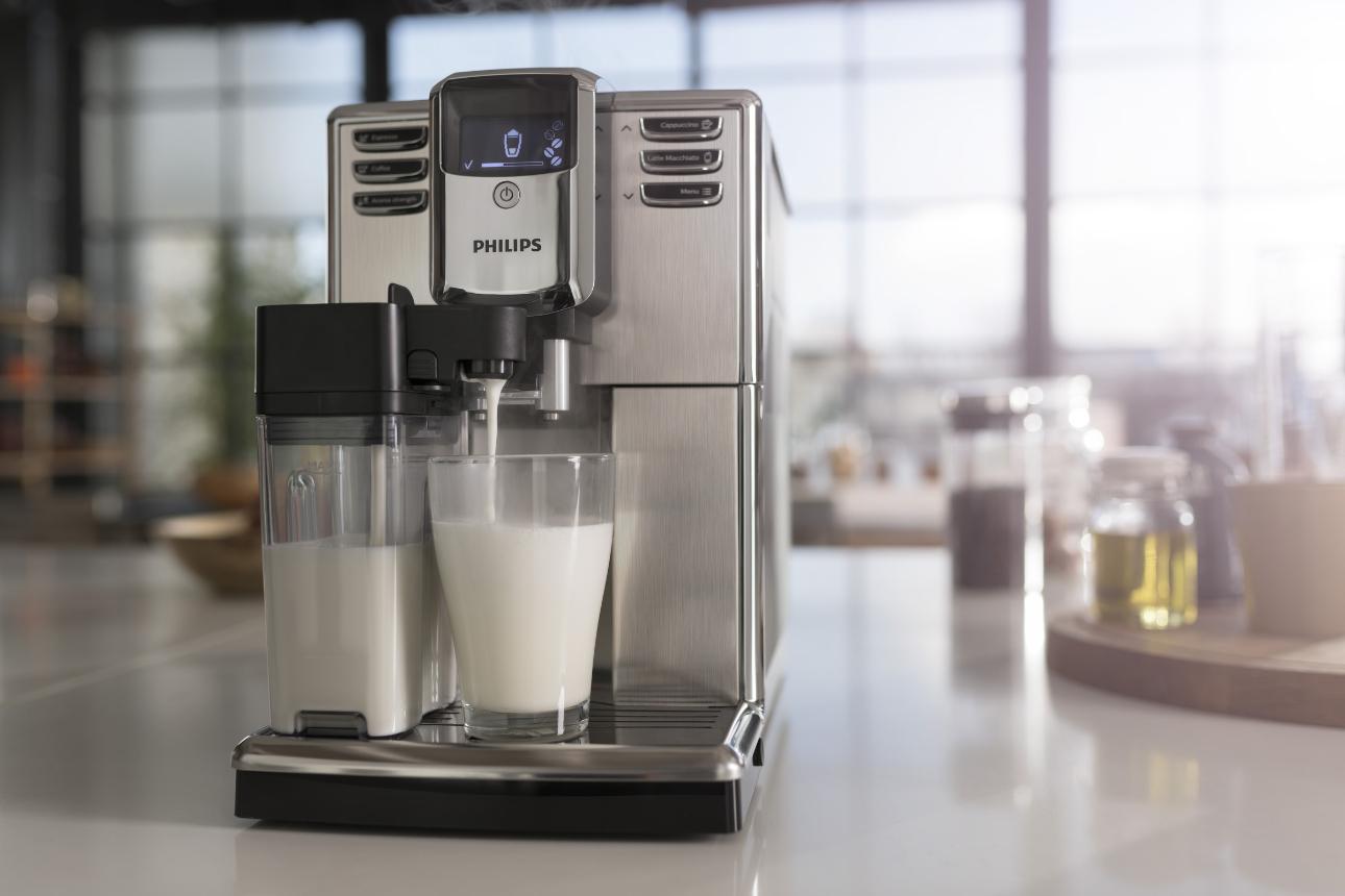 kaffeevollautomaten philips bringt 5000er serie haus. Black Bedroom Furniture Sets. Home Design Ideas