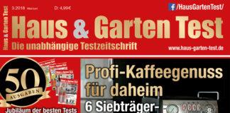 Haus & Garten Test 3/2018