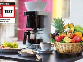 Graef Filterkaffeemaschine Test