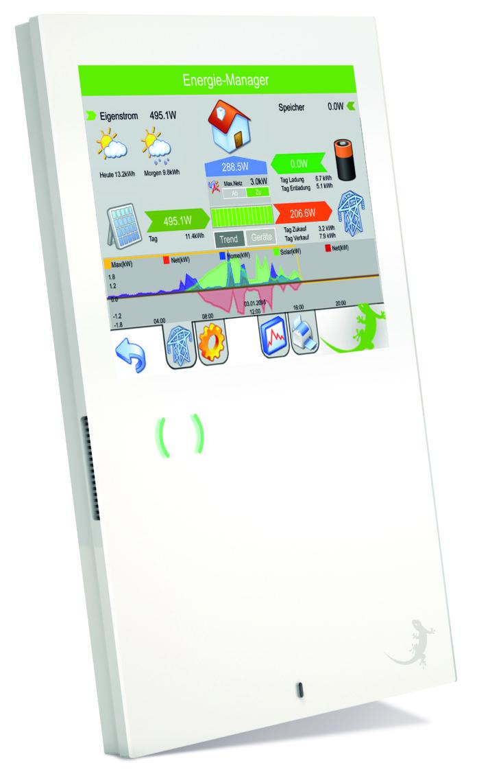 Vernetzte Haushaltsgroßgeräte können auch von der Smart Home-Zentrale koordiniert werden