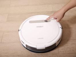 Saugroboter von Ecovacs Robotics gibt es als Einsteiermodelle mit einfacher Ein-Knopf-Bedienung und mit Sprachsteuerung in der neuesten Generation