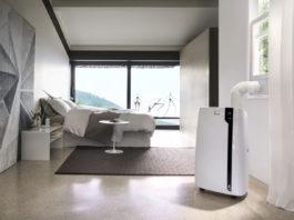 Mobile Klimageräte von De'Longhi mit Sleep-Funktion sorgen dafür, dass das eigene Zuhause auch nachts wohl temperiert ist