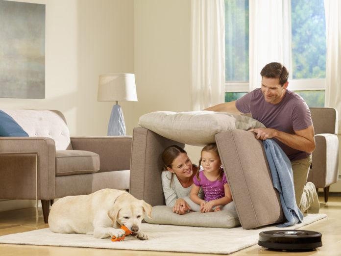 Mit dem Roomba 980 Saugroboter von iRobot mehr Zeit für die Familie