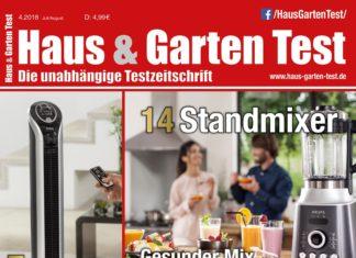Haus & Garten Test 4/2018
