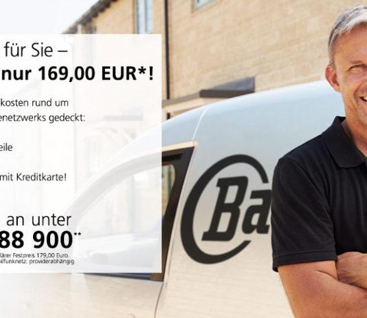 Zum neuen Service-Angebot von Bauknecht gehört ein leistungsstarkes Komfortpaket, mit dem sämtliche Kosten einer Reparatur sofort nach Abschluss übernommen werden