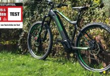Technibike E-Bike Test 2018