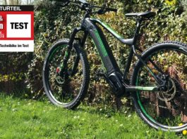 Technibike E-Bike Test
