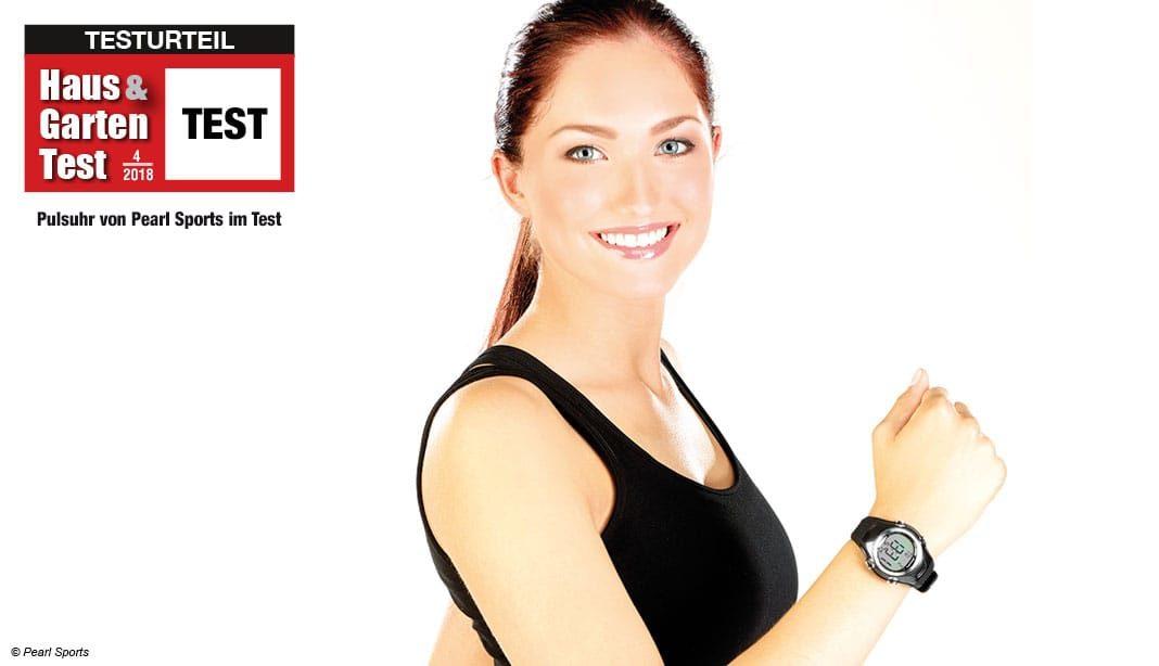 Pearl Sports Pulsuhr Test