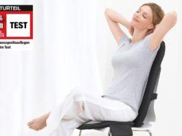 Shiatsu-Massagesitzauflagen Test