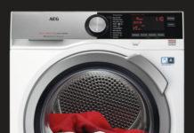 Ein Tipp vom AEG-Pflege-Guide für bunte Sommerkleidung: der Wärmepumpen-Trockner T8DE86685 AEG: Jetzt können Sie alles, was Sie waschen, auch im Trockner trocknen