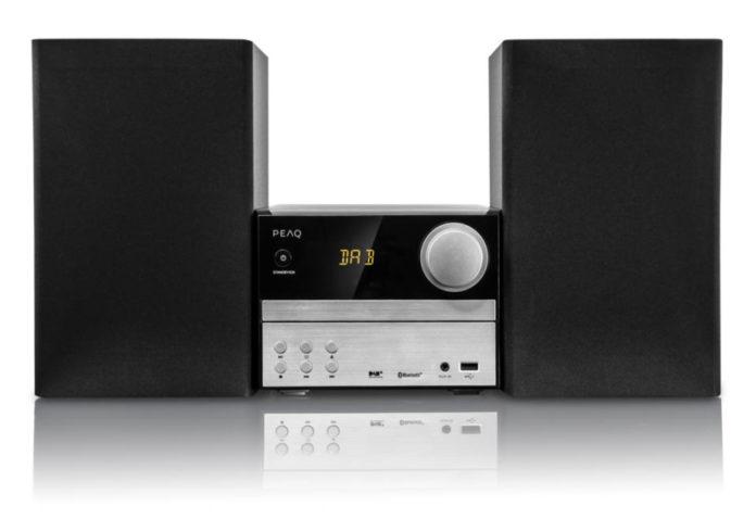 Zum neuen Digitalradio-Sortiment von PEAQ gehören ein handliches DAB+-Gerät für die Hosentasche ebenso wie ein DAB+ Micro Hifi System für Klangenthusiasten