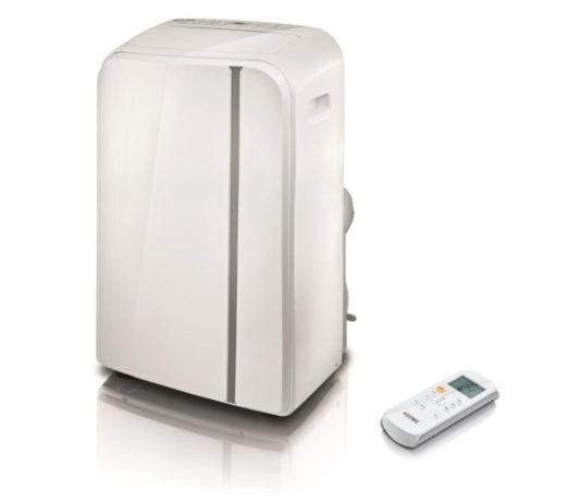 Mobile Klimageräte sind flexibel einsetzbar und sorgen dafür, dass die Räume auch im Hochsommer kühl bleiben