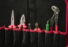 Für Arbeiten an der Elektroinstallation hat der Fachmann ganz spezielles Werkzeug