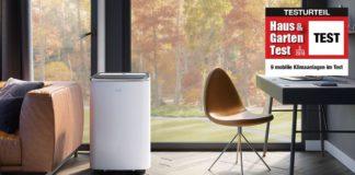 mobile Klimaanlage Test 2018