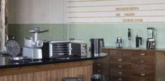 DeliKitchen von Graef vereint die unterschiedlichsten Küchenhelfer – vom Wasserkocher bis zum Dörrautomaten