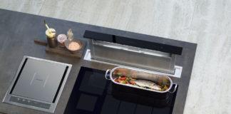 Die neue Generation der Gourmet-Induktionskochfelder von KitchenAid hilft Hobbyköchen bei der Zubereitung perfekter Gerichte
