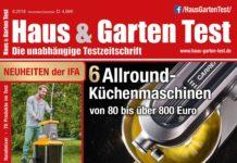 Haus & Garten Test 6/2018