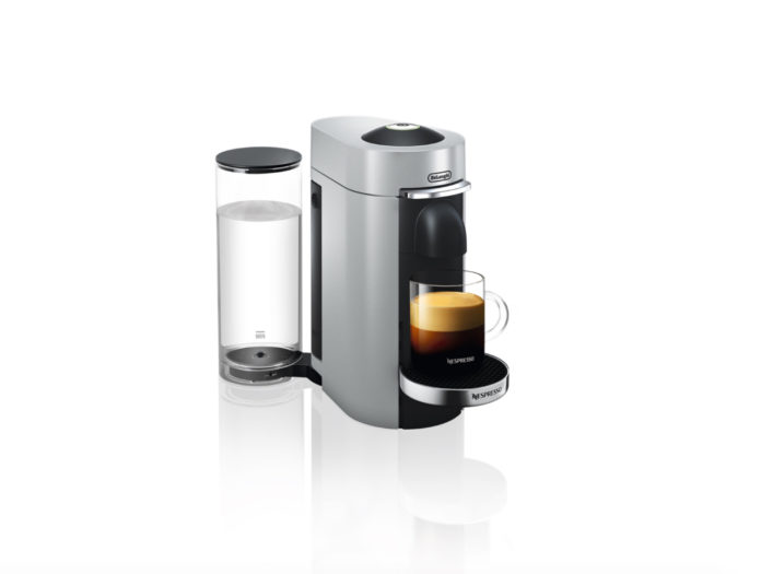 Nespresso Vertuo von De'Longhi
