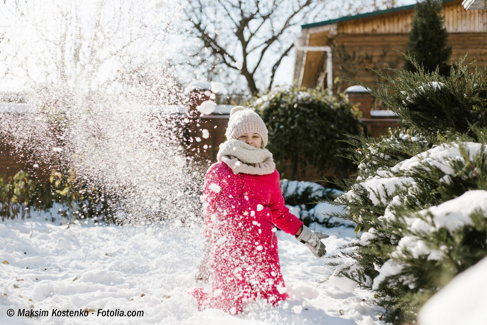Spielen im Garten Tipps für Sommer und Winter – Haus