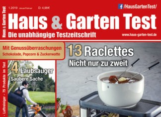 Haus & Garten Test 1/2019
