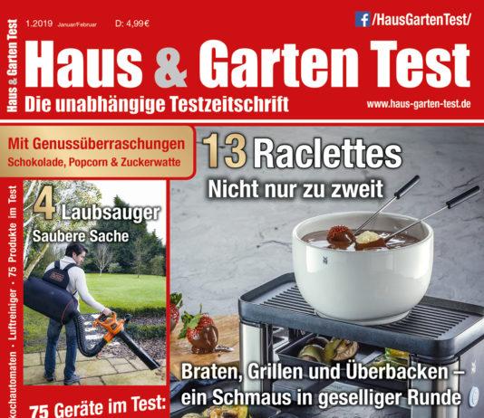Haus & Garten Test 1/2019