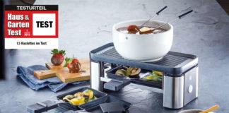 Raclette Test 2019