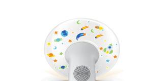 Das Philips Wake-up Light für Kinder weckt sanft, ist Einschlafbegleiter und überzeugt als Nachttischlampe
