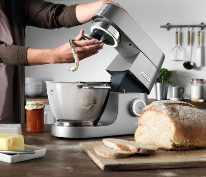 Mit Küchenmaschinen von Kenwood gelingen nicht nur traditionelle Sauerteige, sondern auch neue, raffinierte Brotvarianten spielend leicht