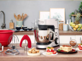 Die Master Perfect Gourmet mit umfangreichem Zubehör und durchdachten Aufsätzen sorgt für perfekte Ergebnisse in der Küche