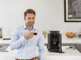 Der One Touch Cappuccino Arabica Latte von Krups ermöglicht den perfekten Kaffeegenuss