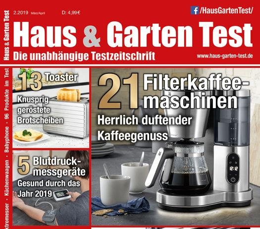 Haus & Garten Test 2/2019