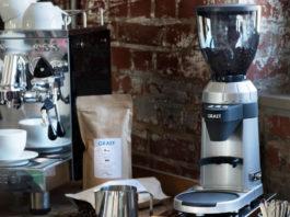 Kaffeemühlen von Graef mahlen langsame aber gründlich und damit besonders aromaschonend.