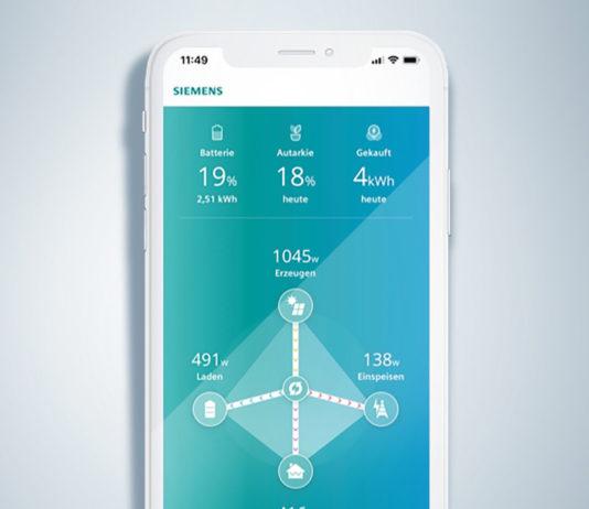 Die Junelight Smart Battery stimmt alle Be- und Entladevorgänge vorausschauend aufeinander ab. Über die mobile App sind die Energieeinflüsse stets in Echtzeit einsehbar.