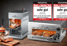 Gourmetmaxx Beefgrill Test 2019