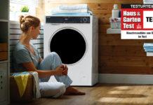 Sharp Waschmaschine Test 2019