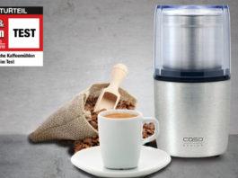 Kaffeemühle Test 2019