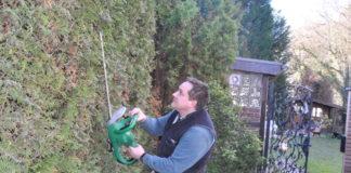 Akkubetriebene Gartengeräte sind sie leiser, leichter und oftmals praktischer zu handhaben als ihre Vorgänger