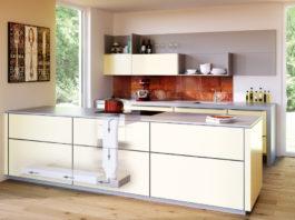 Eine Option für den Dunstabzug in der Küche ist das Rohrset für Muldenlüfter