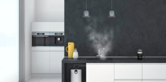 Für warmes Wasser in der Küche ist die Installation eines elektronischen Kompakt-Durchlauferhitzers ideal