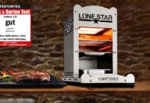 LoneStar Beefgrill Test 2019