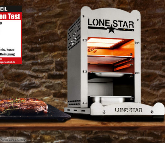 LoneStar Beefgrill Test 2019