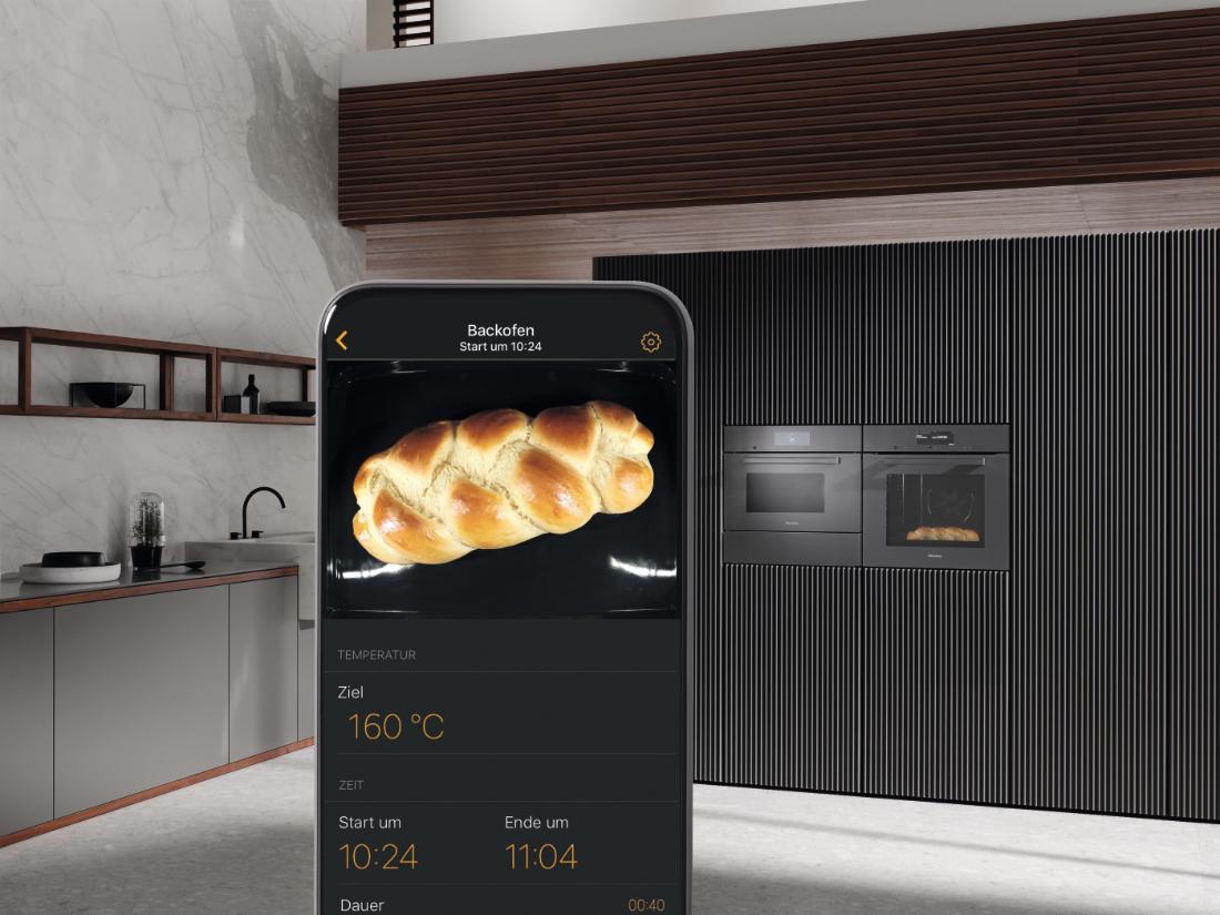 Neue Einbau-Geräte Serie 7000 von Miele im Handel News Küche